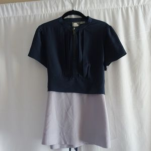 Anthropologie Blouse by Girls from Savoy